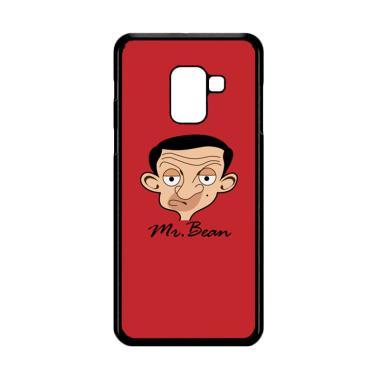 harga Bunnycase Mr. Bean Flat Face L0539 Custom Hardcase Casing for Samsung Galaxy A8 Plus 2018 Blibli.com
