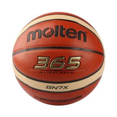 harga Molten Bola Basket - Orange [GN7X] Blibli.com