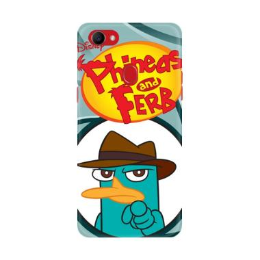 harga Flazzstore Perry Platypus W3175 Premium Casing for Oppo F7 Blibli.com