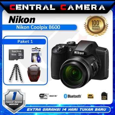 harga Nikon Coolpix B600 Kamera Digital Blibli.com