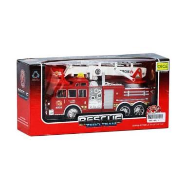 MOMO 1911-41 Fire Engine BO Rescue  ... nan Mobil Pemadam - Merah