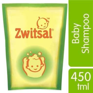 harga Promo Zwitsal Natural Baby Shampoo Aloe Vera Refill 450 ml - Shampo Bayi Limited Blibli.com
