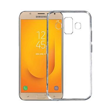 OEM Slim TPU Casing For Samsung Galaxy J7 Duo