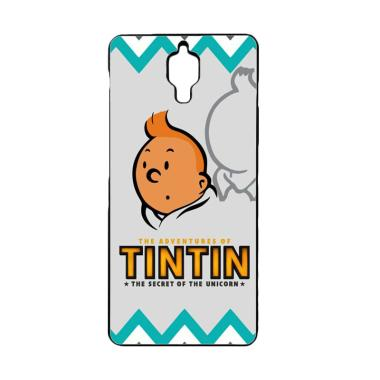 harga Acc Hp The Adventure Of Tintin W3666 Custom Casing for Xiaomi Mi4 Blibli.com