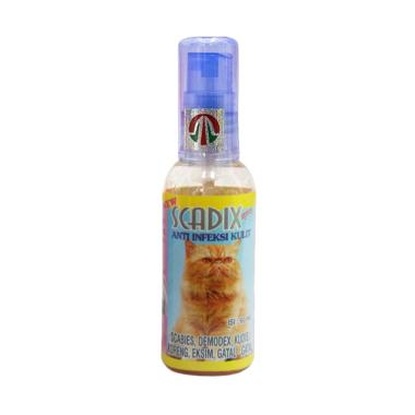 harga Tamasindo Scadix Obat Koreng untuk Kucing Blibli.com