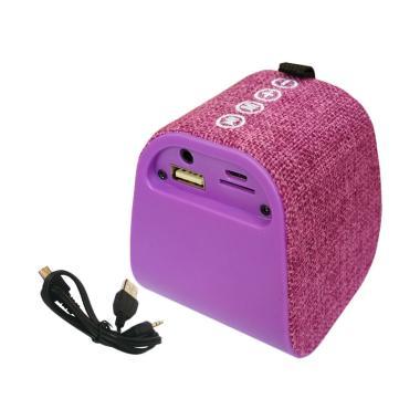 Advance ES030N Lapis Kain Music Player Speaker Bluetooth
