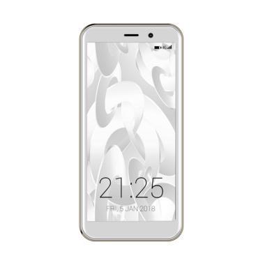 harga Advan Vandroid S5E Smartphone - Putih [8 GB/ 1 GB/ 4G/ Full View] Blibli.com