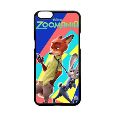 Acc Hp Zootopia Characters E0083 Custom Casing for Oppo A71