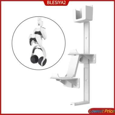 harga Ss [BLESIYA2] 4 in 1 Dual Game Controller & Headphone Hanger Holder Multicolor Blibli.com