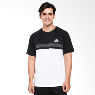 adidas Men Tennis Club Tee Kaos Olahraga Pria [CE1429]
