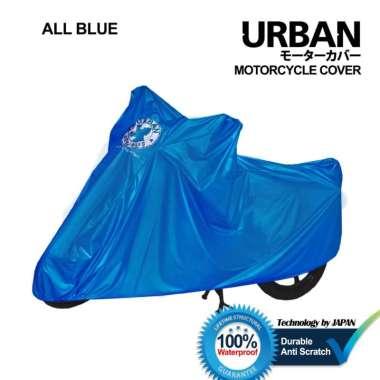 harga Urban / Cover Motor Honda Scoopy 100% Waterproof / Aksesoris Motor Scoopy / DSM ALL BLUE Blibli.com