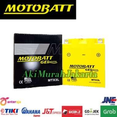 harga Aki Motor Yamaha RX King Motobatt MTX3L Aki Kering Blibli.com