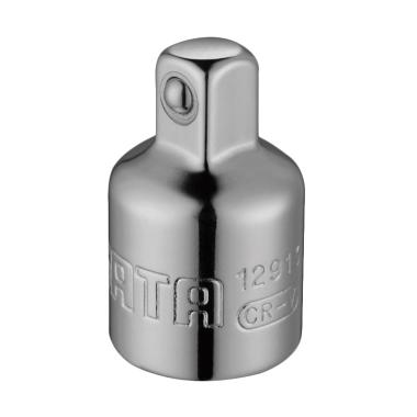 SATA Tools 12914 3/8 Inch to 1/2 Inch Drive Adapter - Grey