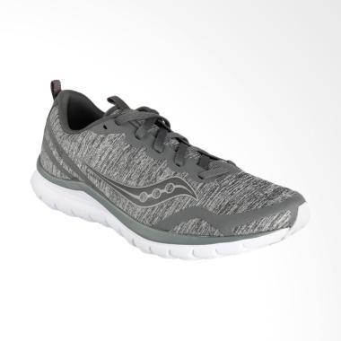 Saucony Liteform Feel Sepatu Pria - Grey  S40008-6  1df1a4657f