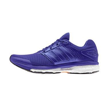 adidas Womens Supernova Glide Boost 7 W Sepatu Lari Wanita [B40368]