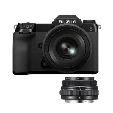 FUJIFILM GFX50S II KIT 35-70MM PWP GF50