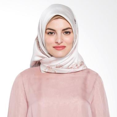 Ria Miranda Palladian Scarf Muslim - Purple