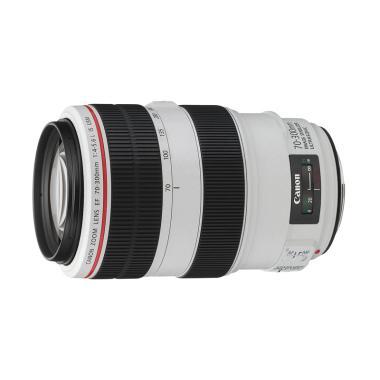 Canon Lens EF 70-300mm f/4-5.6 L IS USM Lensa Kamera