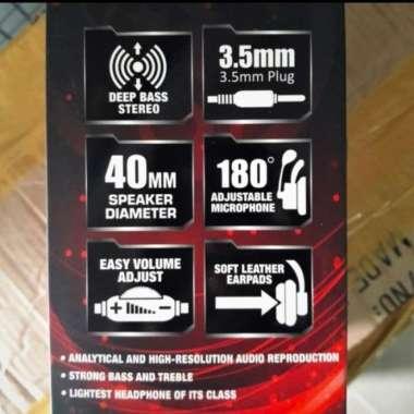 harga BEST PROMO HEADPHONE GAMING WEILISHI W-160 + MICRPHONE PAKAI KABEL HEADSET GAMING Blibli.com