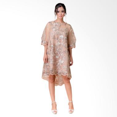 Andhita By Andhita Siswandi Marigold Dress Midi Dress