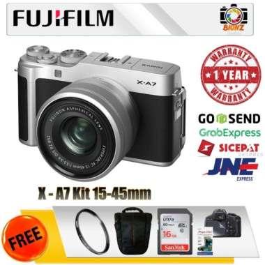 Kamera FUJIFILM Xa7 kit 15-45mm