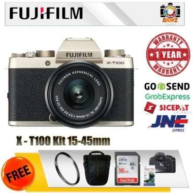 Kamera FUJIFILM Xt100 kit 15-45mm