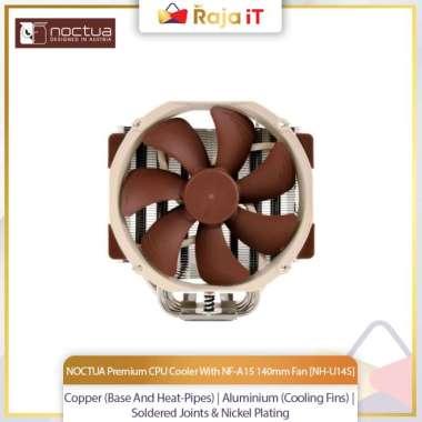 harga NOCTUA Premium CPU Cooler With NF-A15 140mm Fan [NH-U14S] Blibli.com