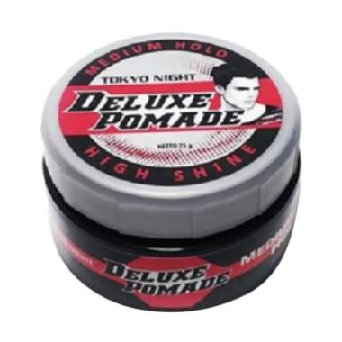 Tokyo Night POMADE (Twin 2 Pot) Medium Hold Oil Based Deluxe [75 g]