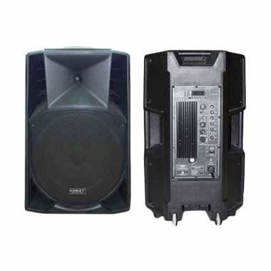 Krezt KS-1520A Speaker Aktif [15 Inch/ Bluetooth]