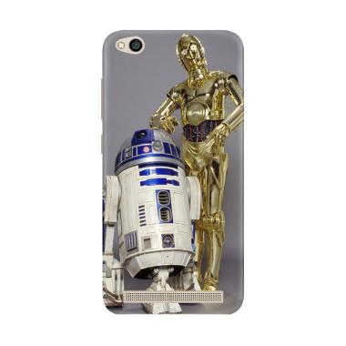 harga Flazzstore Star Wars C-3Po & R2-D2 X4893 Premium Casing for Xiaomi Redmi 5A Blibli.com