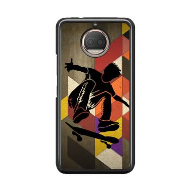 harga Flazzstore Skateboard R0043 Premium Casing for Motorola Moto G5S Plus Blibli.com