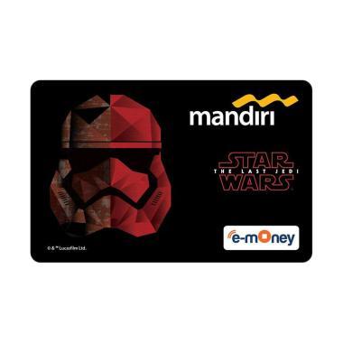 Mandiri E-Money Star Wars The Last  ... Money Resmi Bank Mandiri]