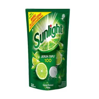 Sunlight Jeruk Nipis 800ml - 3 PCS