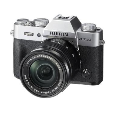 Fujifilm X-T20 Kit Lens XC 16-50mm  ... -2 + FREE SIRUI SLING BAG