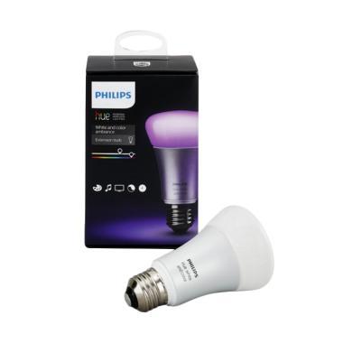 PHILIPS Hue Merdeka A60 E27 Single Bulb Bohlam Lampu [10 W]