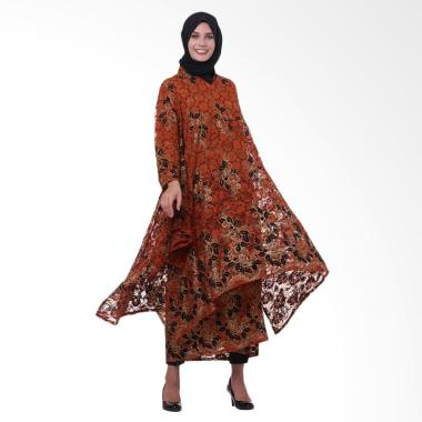 Kasa Heritage Ayana Long Dress Gamis Wanita
