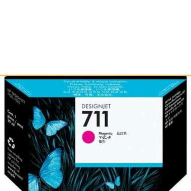 harga TINTA CARTRIDGE HP 711 MAGENTA ORIGINAL (29ml) Blibli.com