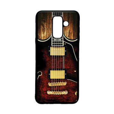 harga CARSTENEZIO Motif Gitar Listrik Musik 07 Softcase Casing for Samsung Galaxy A6+ - Hitam Blibli.com