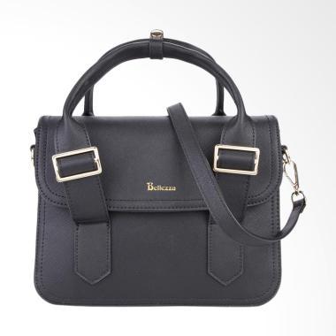 Bellezza YZ720347L Hand Bag Tas Wanita - Black