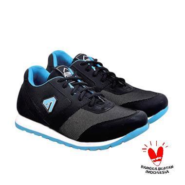 harga Azzurra 627-19 Sepatu Anak Perempuan - Hitam + Free Bag Pouch or Dompet Kartu Blibli.com