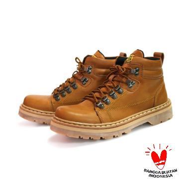 BLACKMASTER Hardrock Sepatu Boots Pria [Original]