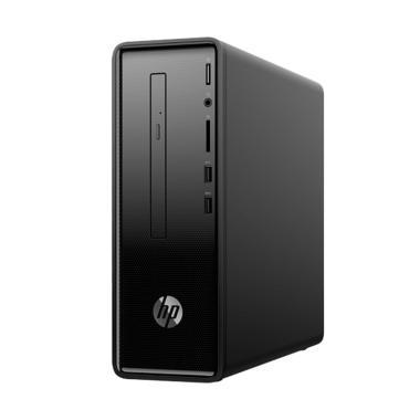 HP Slimline 290-p0036d Desktop PC - Black