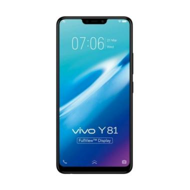 VIVO Y81 Smartphone - Black [16GB/ 3GB]