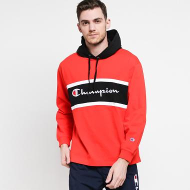 Champion x United Arrow Jaket Hoodie Pria