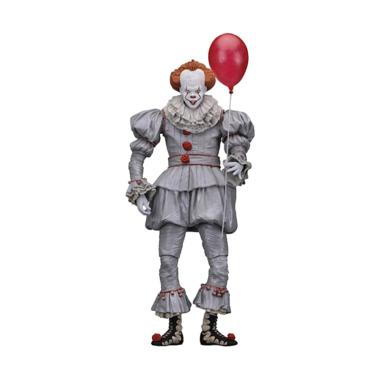 Neca #45461 It Scale Figure Ultimate Pennywise Action Figure [7 Inch]