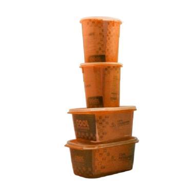 TUPPERWARE MEDIUM SUMMER FRESH Source tempat makan single anti semut orange. Source · Jual Tupper. Source · Claris Paket Toples Tempat Penyimpanan Makanan .