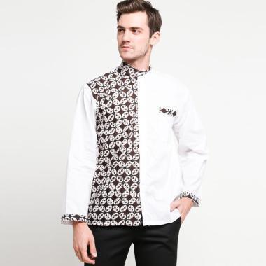 Daftar Produk Baju Koko Batik Pria Terbaru Jogja Batik Rating ... c99d40b444