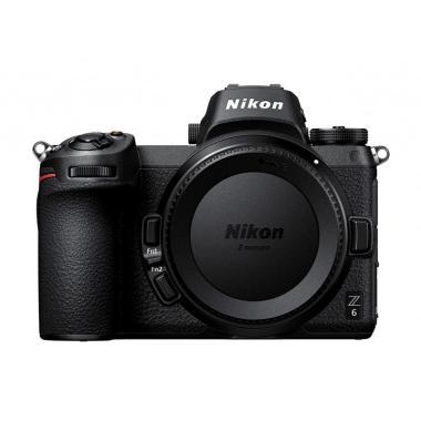 BORNEO DIGITAL- Nikon Z6 Kamera Mirrorless [Body Only]