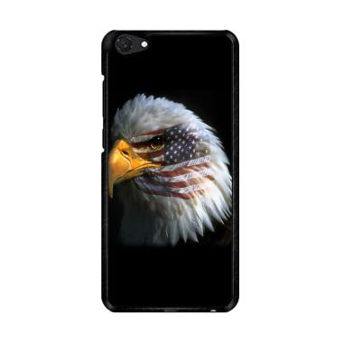 Flazzstore American Flag Eagle Coun ... emium Casing for Vivo Y71