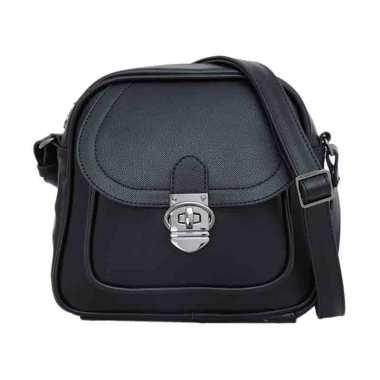 Elizabeth Bag Carrie Sling Bag Wanita - Black 970a1d5cfb
